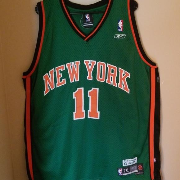 promo code ed0ae 1e286 New York Knicks Jamal Crawford Authentic Jersey